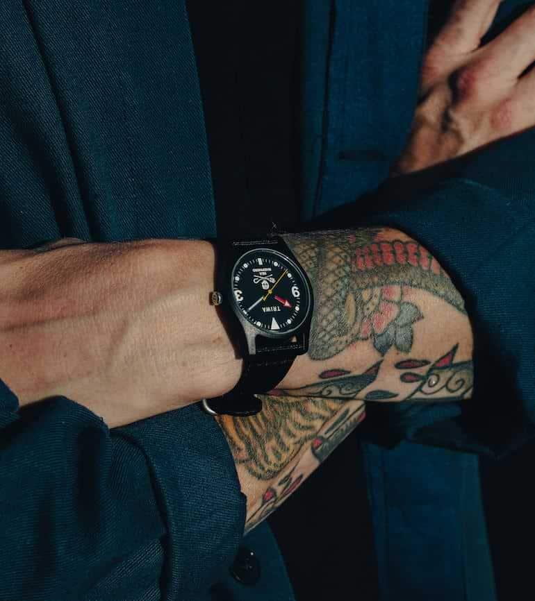 triwa sea shepherd new watch 2021