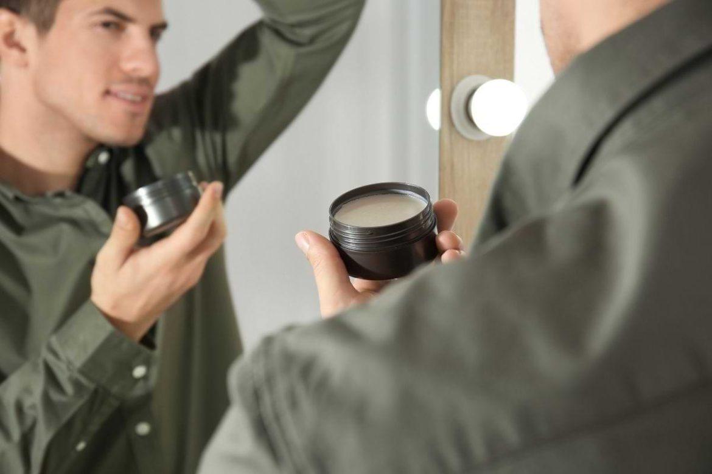 hårvårdsprodukter män
