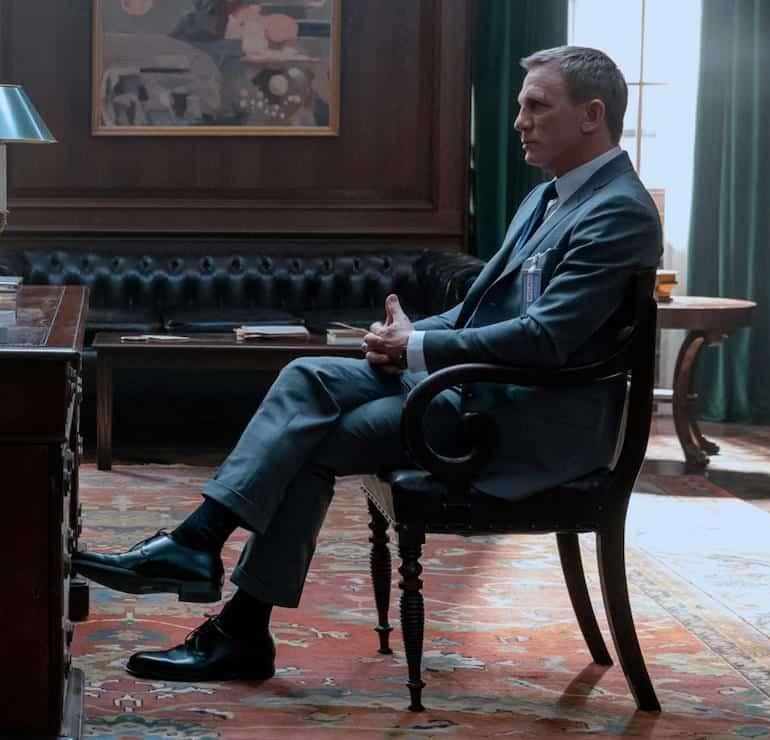James Bond skor i filmer