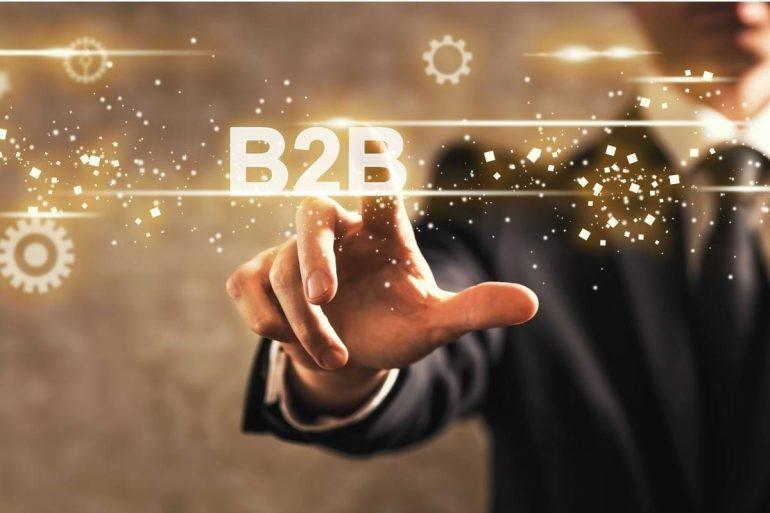 b2b marknadsföring online