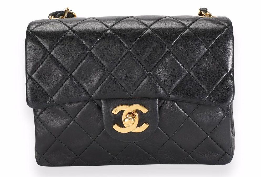Chanel classic flap mest värdefulla märkesväskor investering