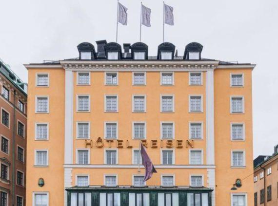 hotel reisen hyatt stockholm