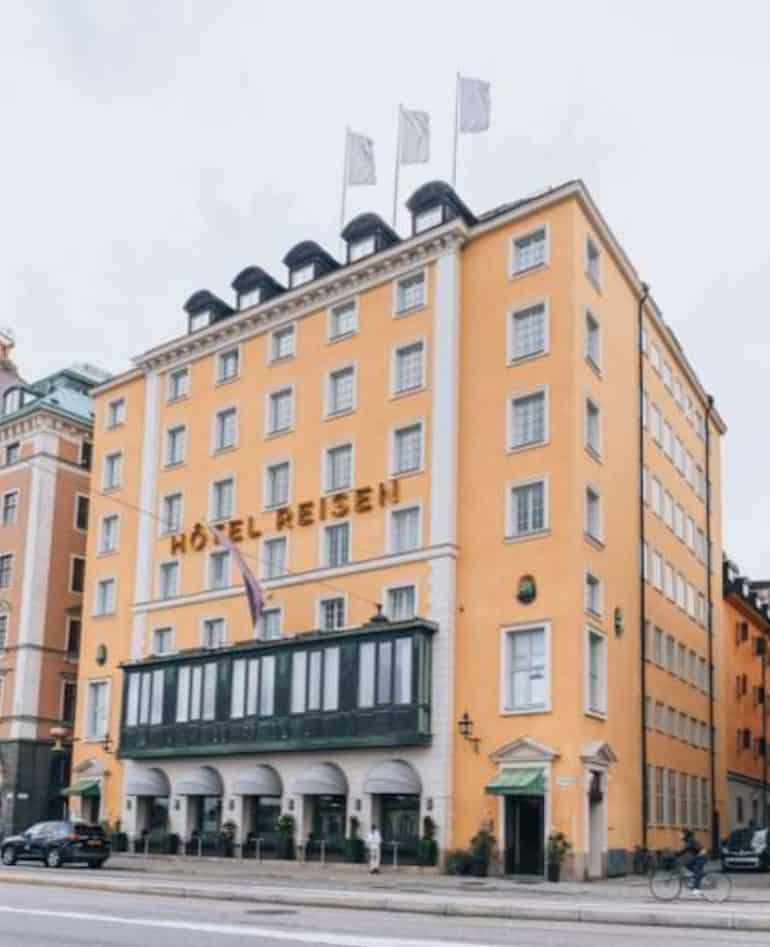 hotell Reisen Hyatt Stockholm
