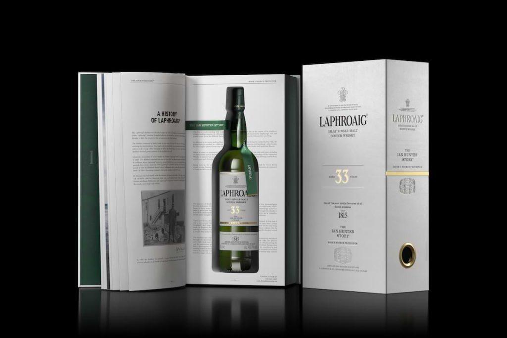 laphroaig hunter story whisky del 3